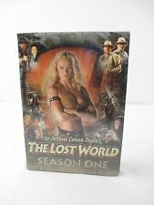 New SEALED The Lost World Season One DVD Set Sir Arthur Conan Doyle