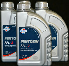 4x1 Liter FUCHS PENTOSIN FFL-2 Doppelkupplungsgetriebeöl DCTF VW TL 52 182