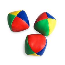 3Pcs Juggling Balls Classic Bag Juggle Magic Circus Beginner Children Toy _GG