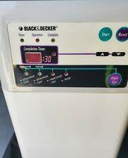 Black & Decker 1.5 lb Automatic Bread maker, Cups, Manual, Bonus Cookbook B1500
