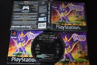 Spyro The Dragon PlayStation One PS1 Good Cond UK PAL Manual Inc RENTAL COPY