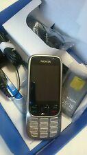 Nokia  6303i - Silber (Ohne Simlock) Unbenutzt !!!100% Original!!