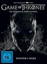 Game of Thrones - Staffel 07 von George R. R. Martin (2017, DVD video)