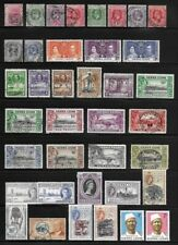 Collection of Assorted Stamps - Sierra Leone . . . . . 3 pages