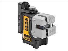 DEWALT - DW089K 3 Way Self-Levelling Multi Line Laser