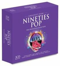 Greatest Ever 90s Pop Various Artists 0698458418227