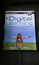 Digital Learning : Strengthening and Assessing 21st Century Skills, Grades 5-8 .