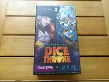 Dice Throne Season 2, Curse Pirate vs. Artificier, English