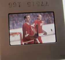 ROGER CROZIER Detroit Red Wings Buffalo Sabres Capitals ORIGINAL SLIDE 33