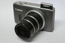 Canon Powershot SX260 HS Digitalkamera mit 20fach Zoom gebraucht in ovp SX 260