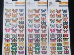 Butterfly, Christmas, reward, teddy bear and letter stickers