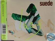 SUEDE LAZY eu MAXI CD #1