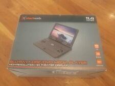 "Blackweb 11.4"" Portable Blu-ray Disc/DVD Media Player (BWA18AV013) New"
