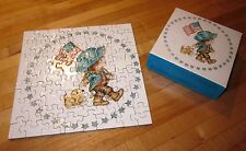 GOD BLESS OUR FATHERLAND mini jigsaw puzzle America National Hymn 1980s patriot