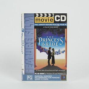 The Princess Bride Movie CD for PC CD-ROM Windows 95