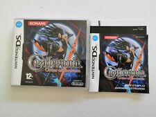 Boite Ds Castelvania Order Of Ecclesia Nintendo Konami