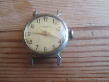 Timex Mechanical (Hand-winding) Round Wristwatches