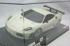 Kyosho Mini-Z ASC (Body Set) MZP328TW Ferrari F430 GT Test Car / White 2007