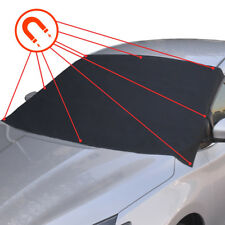 Car Snow Cover Windshield Frost Guard w/ Strong Magnets for Winter Protection