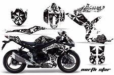 AMR Racing Graphic Kit Wrap Part Suzuki GSXR 600/750 Street Bike 08-10 NORTHSTAR