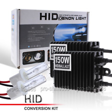 55W 75W 100W 150W HID XENON KIT Headlight Conversion Ballast H13 H11 H4 9005 HB4