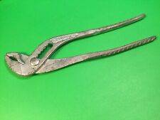 Vintage slip joint pump pliers,original Mercedes-Benz Heyco 1205810038,200mm 129