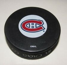 Montreal Canadiens  In Glas Co Puck FREE SHIPPING