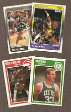 12 card lot from 1988 1989 +/or 1990 Fleer Basketball set - You pick any 12