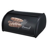 Bread Box for Kitchen Counter Bread Bin Storage Container for Loaves Pastries