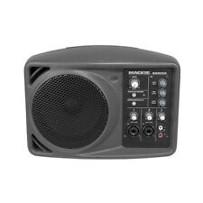 """Mackie SRM150 5"""" Compact Active PA Monitor System Speaker BRAND NEW"""