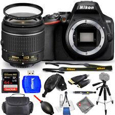 Nikon D3500 Camera with 18-55mm Lens + 64GB + Tripod Bundle - AUTHORIZED DEALER