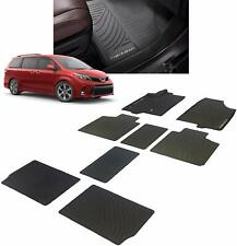 For-Toyota-Land Cruiser-2010-2018 Car Floor Mat Non toxic and inodorous-EP