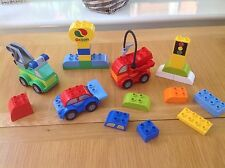 LEGO Duplo Breakdown & Recovery Playset With Car And Tow Truck Etc