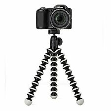 JOBY GorillaPod Hybrid Tripod for Mirrorless & 360 Cameras + Ball Head + Level