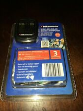 Bikemate Wireless Solar Bicycle Computer AU7-FC-2A SEALED