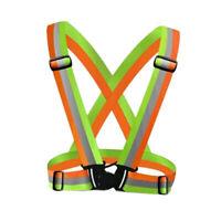 Cintura elastica riflettente di sicurezza per esterni Cintura regolabile Multi