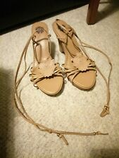 Never worn Kickers Strappy Lace Up Platform Wedges Size 39 (£35.00 RRP)