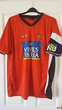Mens Football Shirt - Real Mallorca - Home 2005-06 - SIGNED BY SAMUEL ETO'O