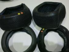 Proline Diamond back X3 tyre set for 1/8 buggy new