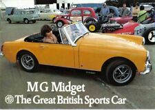 MG Midget Original UK Sales Brochure Pub. No. 2864/A circa 1972/73