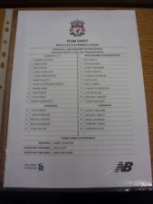 03/11/2015 Liverpool Youth v Wolverhampton Wanderers Youth [At Liverpool Academy