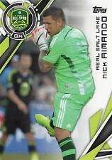 2015 Topps Major League Soccer Short Print SP MLS All Star Jersey Variation Card