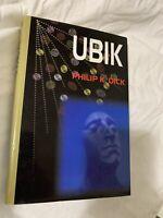 "Philip K. Dick ""UBIK"" **RARE LARGE Print Edition**"