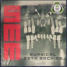 Surgical Meth Machine - Self Titled on Pink vinyl. Al Jourgensen. Ministry.