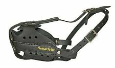 New listing Dean & Tyler Male German Shepherd Muzzle Pro with Ventilation Holes