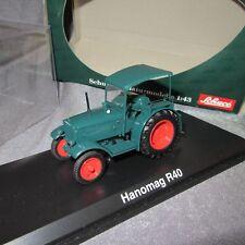 858E Schuco art 02781 Hanomag R 40 Tractor 1:43