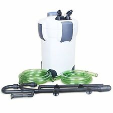 SunSun-China HW-304B 5-Stage External Canister Filter with 9-watt UV 525 #2N4