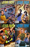 Star Trek: Mission's End #2-5 (2009) IDW  - 4 Comics