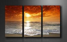 Bilder / Bild aufhängfertig Strand 160cm XXL 3 1038>