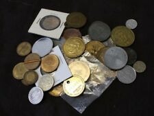 lot of 50 jeton token medal Canada some other country
